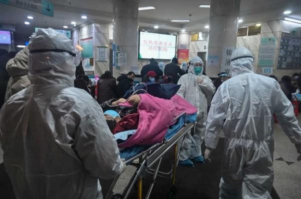 Terinfeksi 4.515, Korban Jiwa Virus Corona Sudah 106 Orang