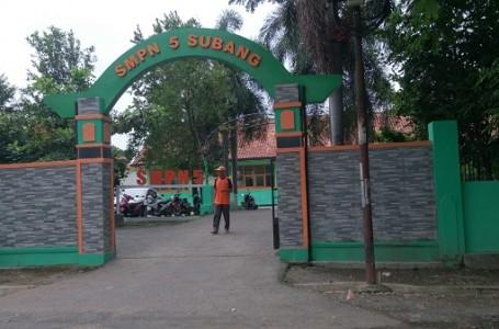 Dikunjungi Kabid Pembinaan, Ini Pengakuan Kepsek SMPN 5 Subang