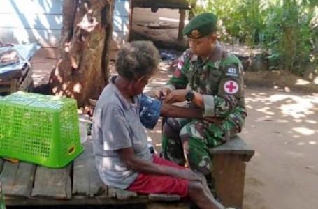 Pos Toray Berikan Layanan Kesehatan Dengan Pengobatan Keliling