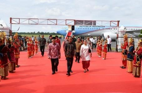 Ke Bengkulu, Presiden Resmikan Monumen Fatmawati Sukarno