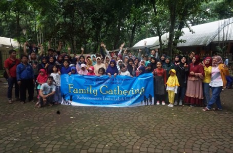 Jaga Kekompakan, Warga VGH Kebalen Bekasi Gelar Family Gathering