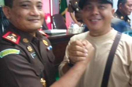 HPN Ke-74, Kejari Kota Bekasi Gelar Coffee Morning Insan Pers