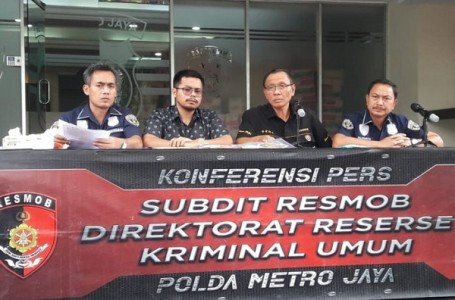 Maling Spesialis Motor Gede, Tewas Dibedil Anggota Resmob PMJ