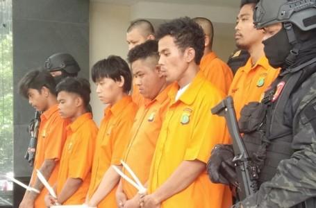 Sempat Viral, Anggota Resmob PMJ Tembak Dua Begal di Bekasi