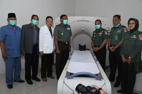 Pangdam IV Siap Bantu Cegah Penyebaran Virus Corona
