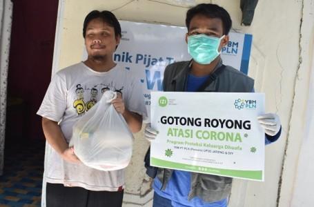 Peduli Hadapi Corona, IZI Salurkan Bantuan Tunanetra