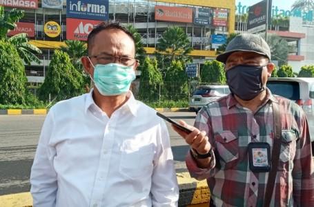 Dishub Kota Bekasi Lakukan Pemantauan Menjelang PSBB