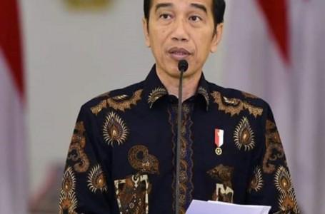 Presiden Jokowi Teken Perppu Jaga Masyarakat dan Perekonomian