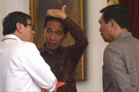 Relawan Jokowi, Jansen Leo: Menkumham Yasonna H Laoly Pengkhianat