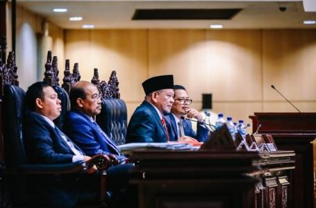 Ketua DPD-RI: Tidak Benar RUU Minerba Cacat Hukum