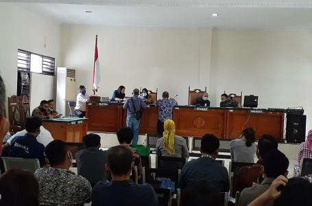 Tuntut Haknya, Ratusan Karyawan PT. Kurnia Adijaya Mandiri Datangi PN