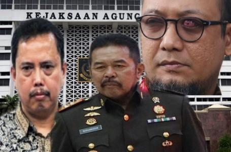 IPW: Jaksa Agung Harus Jadi Prioritas Reshuffle Kabinet Jokowi