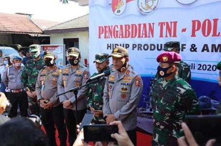 Alumni Akabri '89 Bagikan 10 Ribu Sembako di Surakarta