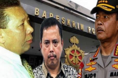 Tiga Jenderal Dicopot, IPW Acung Jempol Buat Kapolri Idham Aziz