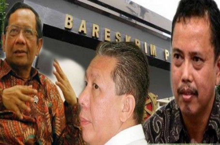 IPW Minta Menko Polhukam Serius Sikapi Kasus Joko Tjandra