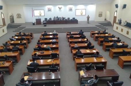 DPRD Kabupaten Bekasi Gelar Rapat Paripurna Bentuk Pansus IV