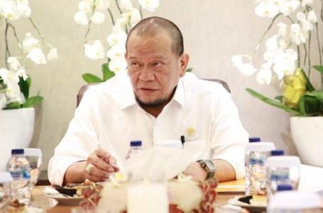 Ketua DPD RI, LaNyalla: Terlalu Dini Bicara Pengganti Kapolri
