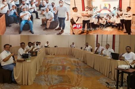 Mulai Bergerak, Komunitas PIF Gelar Kopdar di Hotel Shantika Bekasi