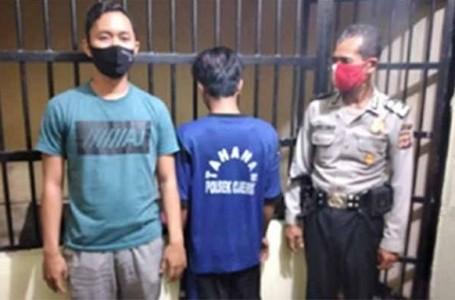 Pelaku Jambret Jalanan Tak Berkutik Dibekuk Polisi