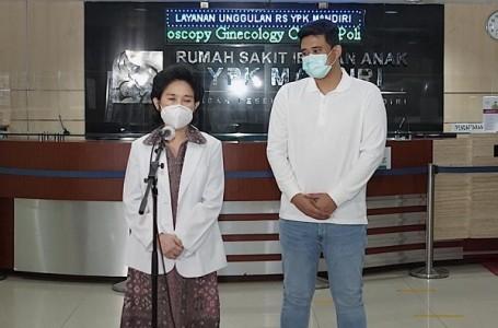 Cucu Jokowi Bertambah, Anak Kedua Bobby dan Kahiyang Ayu Lahir