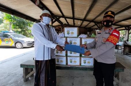 KH. A Hayatin Kauni Himbau Masyarakat Patuhi Protokol Kesehatan