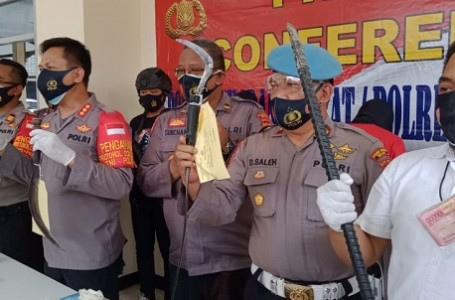 Tiga Pelaku Ranmor dan Pembobol Alfamart di Bekasi Dibekuk Polisi