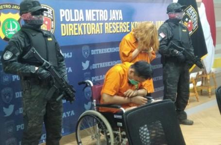 Sepasang Kekasih Pelaku Mutilasi Mayat di Apartemen Kalibata City