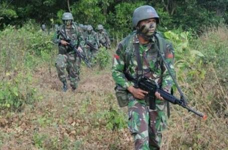 Kelompok Bersenjata di Papua Serang Pos Jaga TNI