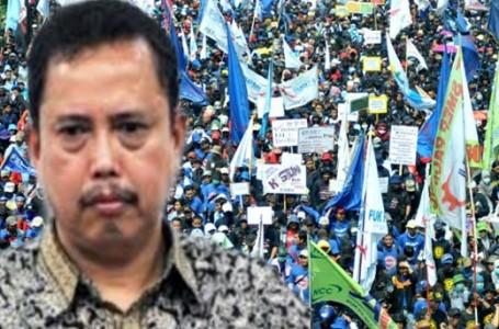 IPW: Polri Harus Bersikap Bijak dan Pahami Persoalan Buruh