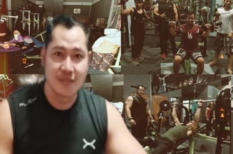 I Gede Vande A: Fitnes di GYM Salah Satu Cara Terapkan Gaya Hidup Sehat