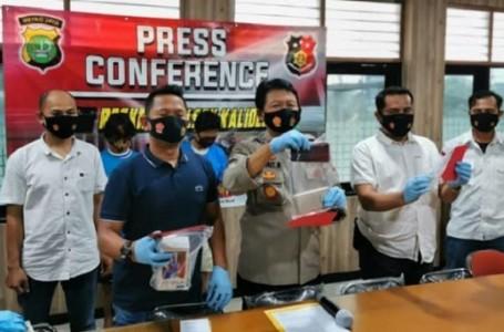 Sering Nodong Diangkot, Dua Bandit Jalanan Dibekuk Polisi