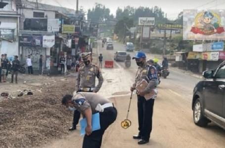 Akibat Rem Blong, 5 Orang Tewas Kecelakaan di Kawasan Puncak Bogor