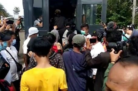 Dicegat Polisi, 9 Pelajar Asal Bogor Mau Ikut Demo Kembali Lagi ke Bogor