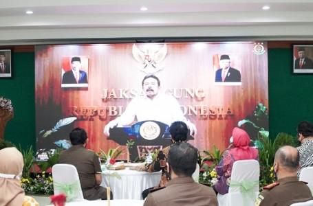 Jaksa Agung Resmikan Pusat Kajian Kejaksaan Fakultas Hukum Undip