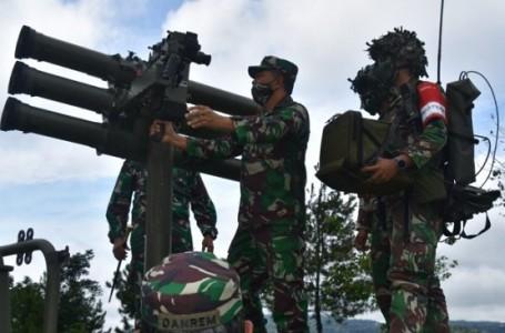 Mayjen TNI Harianto Tegaskan, Tentara Adalah Mesin Perang