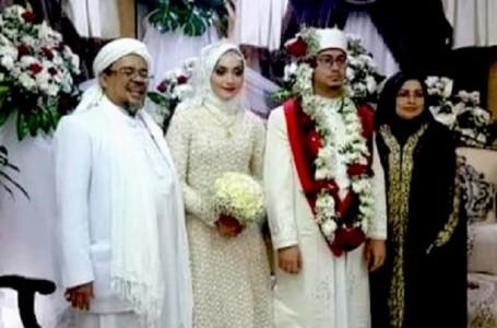Polisi Periksan Dugaan Pelanggaran Prokes Pernikahan Putri HRS