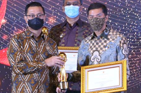 Wings Group Indonesia Terima Apresiasi Padmamitra Award 2020
