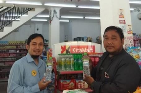 Ponpes Halqoh El Istighotsah Bekasi Punya Produk Air Moya Shifa Kangen Water