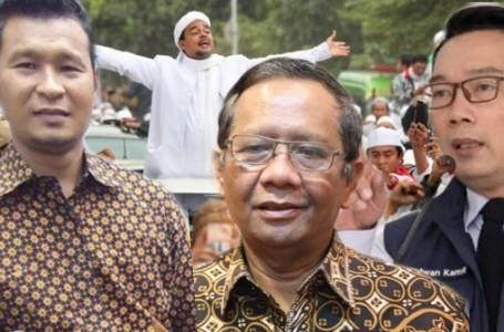 PolitikDiskresiMahfud MD Berujung 'Cilaka' Bagi Orang Lain