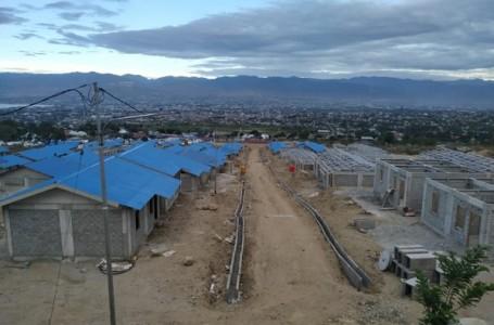 Donasi Warga Kota Bekasi Jadi Rumah & Poskesedes di Palu dan Donggala