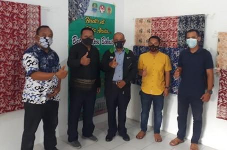 Koperasi Patriot Olah Raga Sejahtera Luncurkan Work Shop Batik