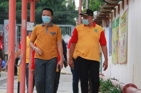 Wakil Walikota Cek Prokes Dua Pabrik di Kecamatan Medan Satria