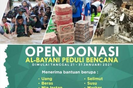 """Bantu Sesama, SD Islam """"Al Bayani"""" Cikarang Utara Open Donasi"""