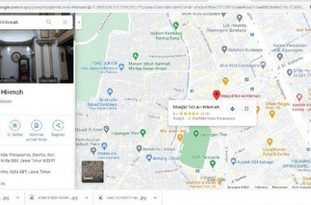 Setelah Soal Buzzer, Kini Google Map Muncul Jalan Khofifah di Surabaya