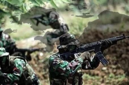 Satu KSB Tewas Kontak Tembak TNI Dengan KSB di Hitadipa