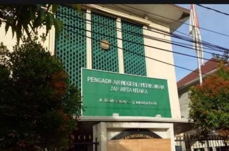 Demi Keadilan, Tergugat Mohon KPN Jakut Mengganti Majelis Hakim