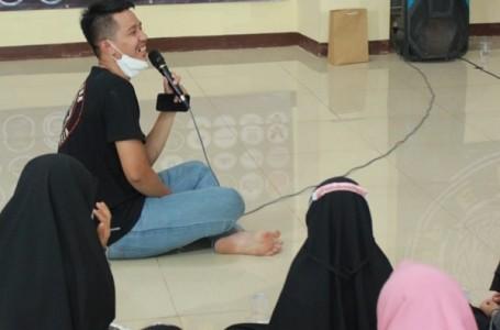 Anniversary Komunitas Therion DNA Bekasi Chapter Beri Santunan