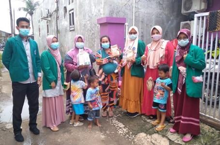 KKN Mahasiswa STAI Haji Agus Salim Sosialisasi Cegah Covid-19
