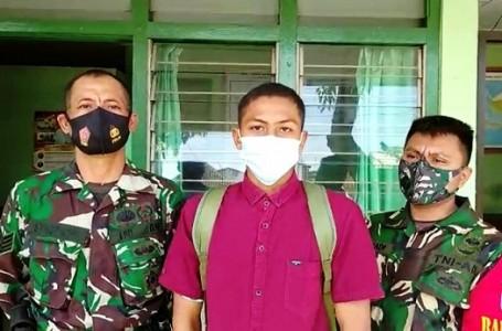 Anak Penjual Mie Ayam Asal Tonjong Brebes Lulus Murni Masuk TNI