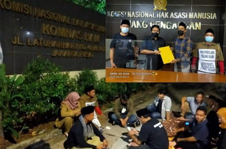 Dihimbau Kadisdik Kembali, Guru Honorer Bekasi: Kami Sudah Sampai di Jakarta Pak..!